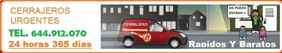 Cerrajeros Santiago de la Ribera
